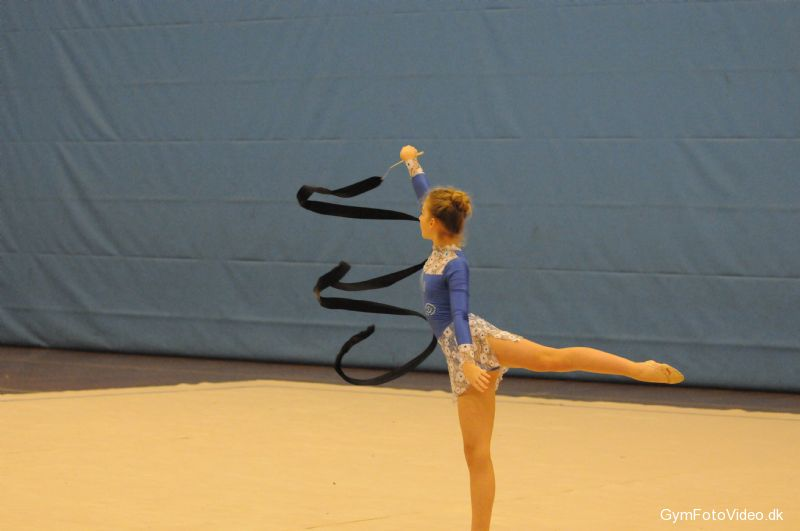 Rytmisk gymnastik vimpel